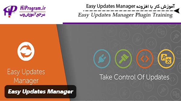 آموزش کار با افزونه Easy Updates Manager