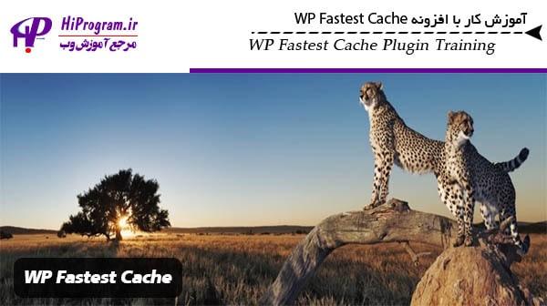 آموزش کار با افزونه WP Fastest Cache